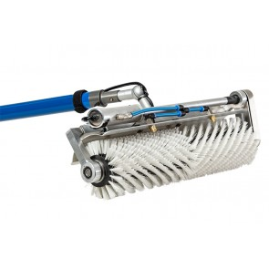 Rotaqleen 50cm Vario mit wassergekühlten Motor 24 Volt für Glasreinigung