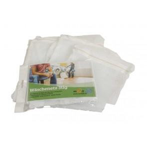 Wäschenetz Wäschebeutel 3 teiliges Set 5kg-,  3kg- und 1kg-Netz