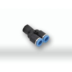 Y-Verbinder 10mm auf 8mm