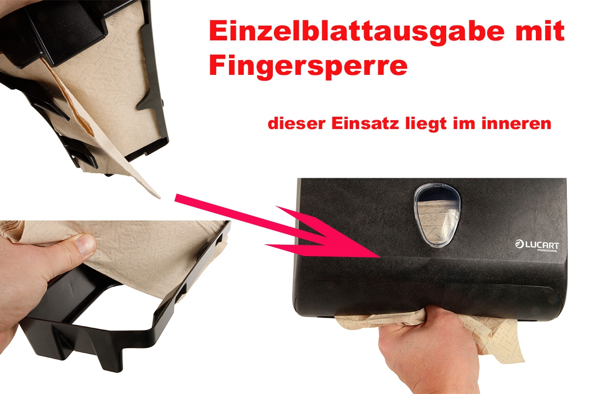 fingersperre
