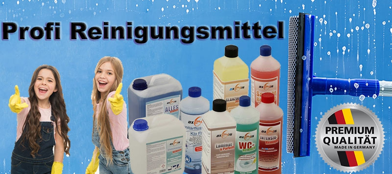 Profi Reinigungsmitel