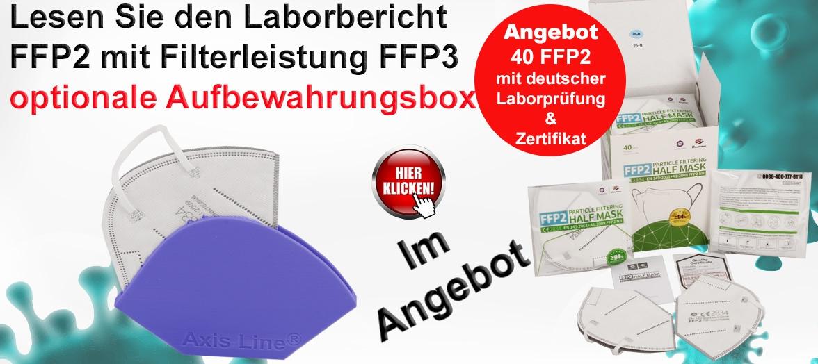 FFP2 Angebot